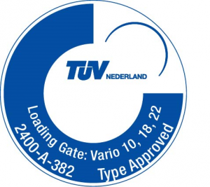 TUV-certification