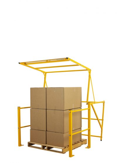 Vario gate 10 01 safety pallet gate