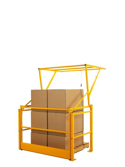 Vario gate 10 02 safety pallet gate